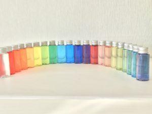 オリジナルカラーボトル21色セット