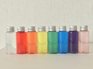 オリジナルカラーボトル8色セット